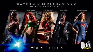 Supergirl XXX: Bir Axel Braun Parodi (2016)