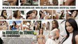 Kadın tenisçiler Anal (2016)